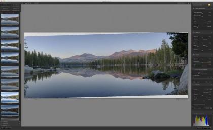HDR Efex Pro 2 Main Window