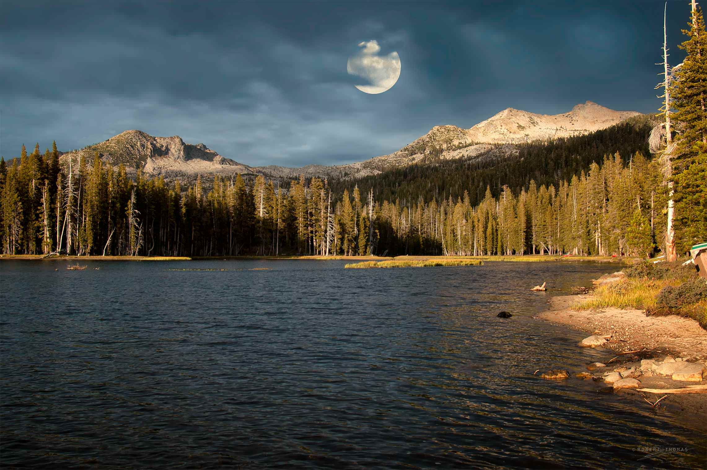 Use Luminance Blending To Blend An Object Into Your Image